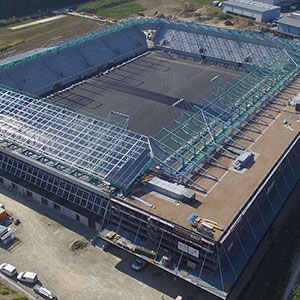 Fussballstadion Schaffhausen klein
